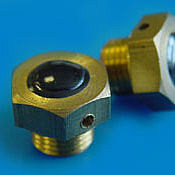 S-Tags: Screw-Tag brass