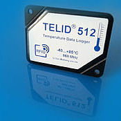 TELID®512 - RFID temperature data logger