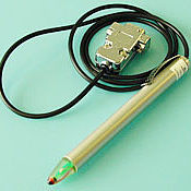 PENmini 232 - stationary HF RFID 232 read/write module in pen style