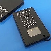 POCKETwork HF - mobile RFID Bluetooth read/write module